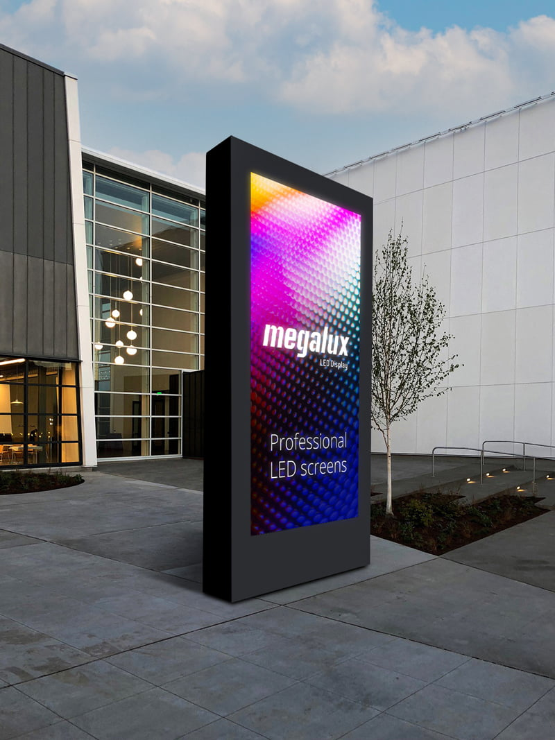 Publicity Led Display