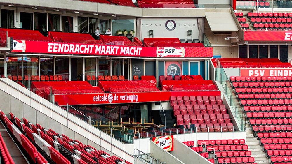 LED PSV stadion